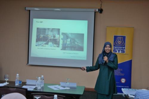 2018 : Seminar Halal