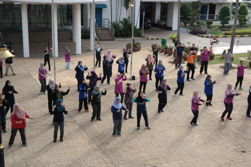 2019 : Senamrobik Gotong Royong Perdana Green 5S