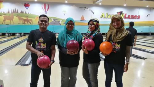2019 : Pertandingan Bowling SIRIM STS